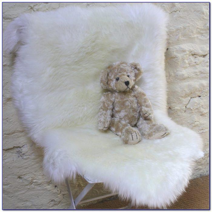 Sheepskin Baby Rug John Lewis