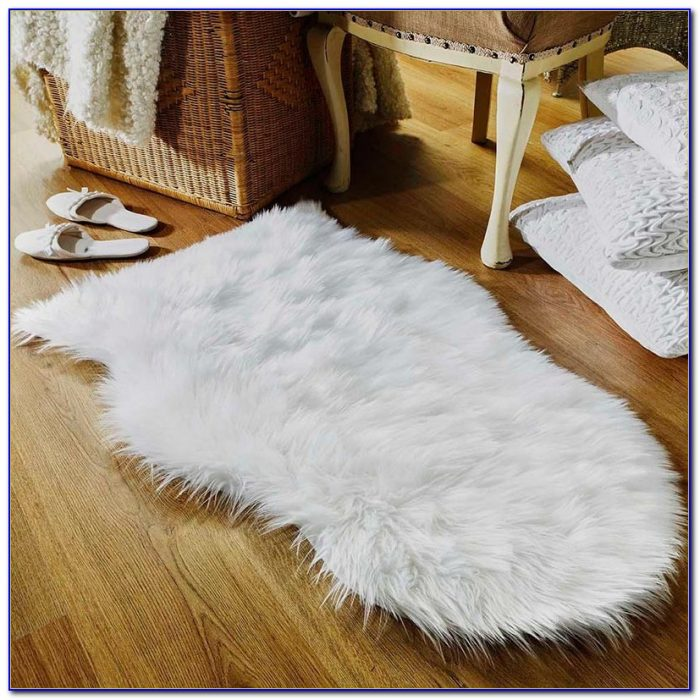 Ikea Sheepskin Rug Uk: Small Round Sheepskin Rug