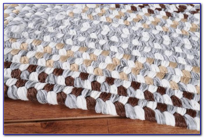 Square Braided Rug Tutorial Rugs Home Design Ideas
