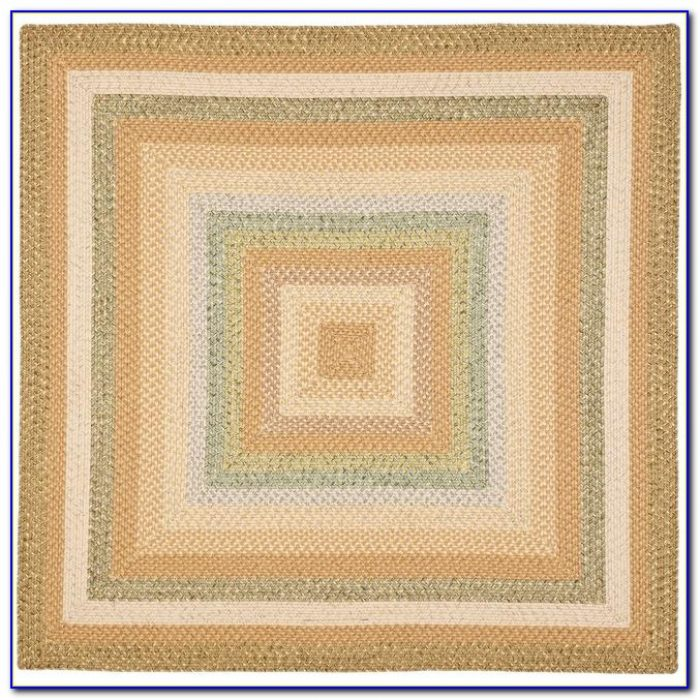 Square Braided Area Rugs Rugs Home Design Ideas