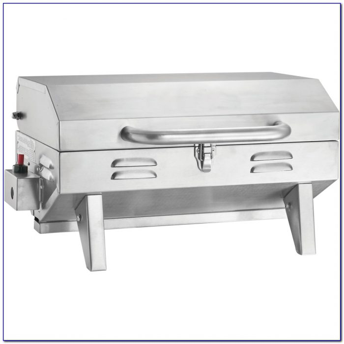 Stainless Steel Table Top Bbq Grill