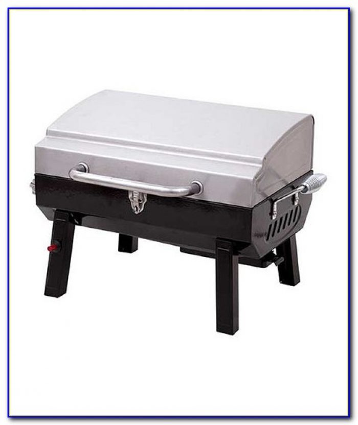 Stainless Steel Tabletop Grill