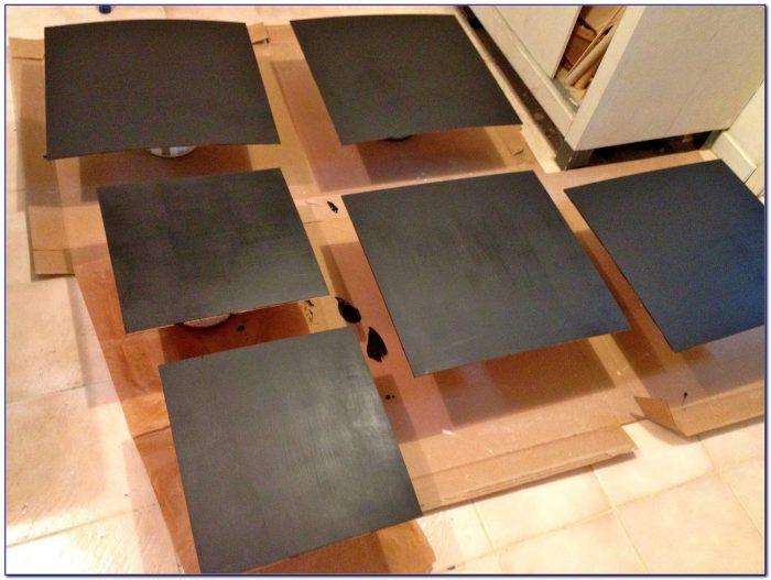 Tabletop Chalkboard Easel