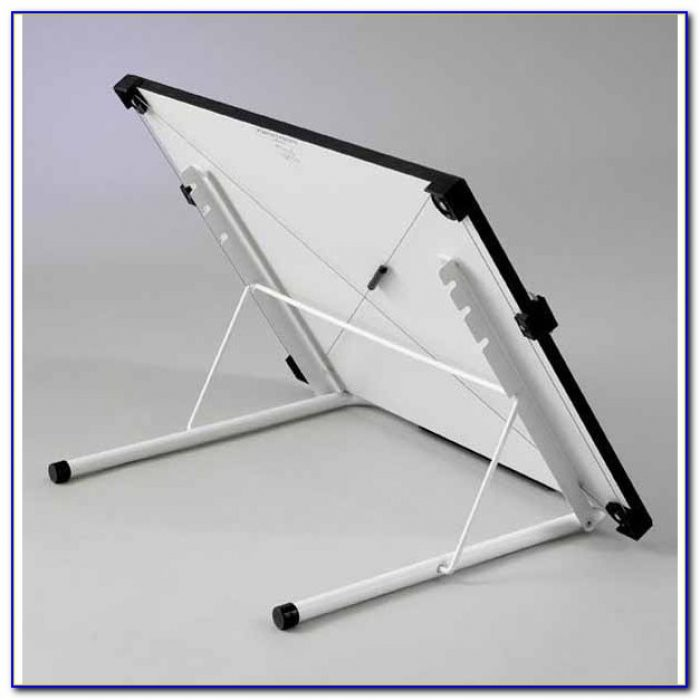 Tabletop Drawing Board Easel