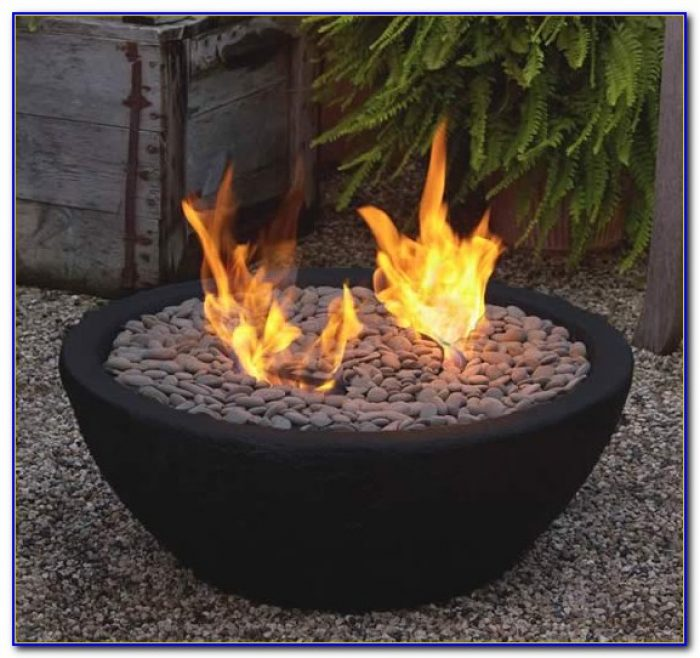 Tabletop Fire Bowl Diy