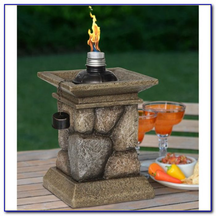Tabletop Fire Bowls Outdoor
