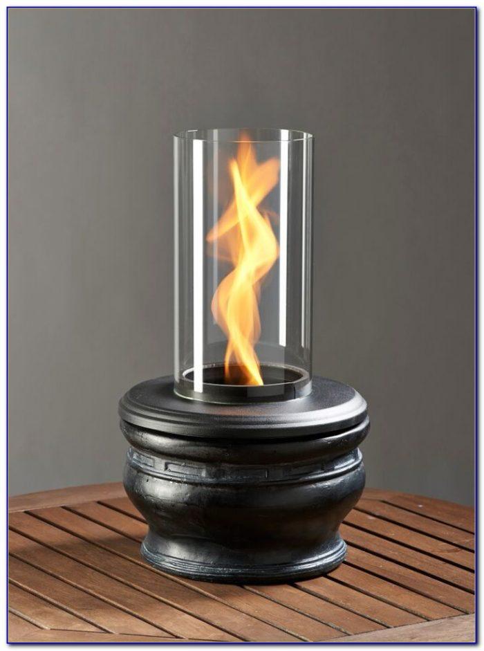 Tabletop Fire Pit Diy