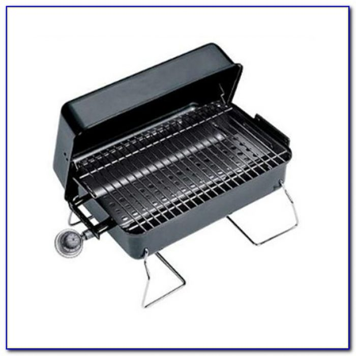 Tabletop Gas Grill Weber