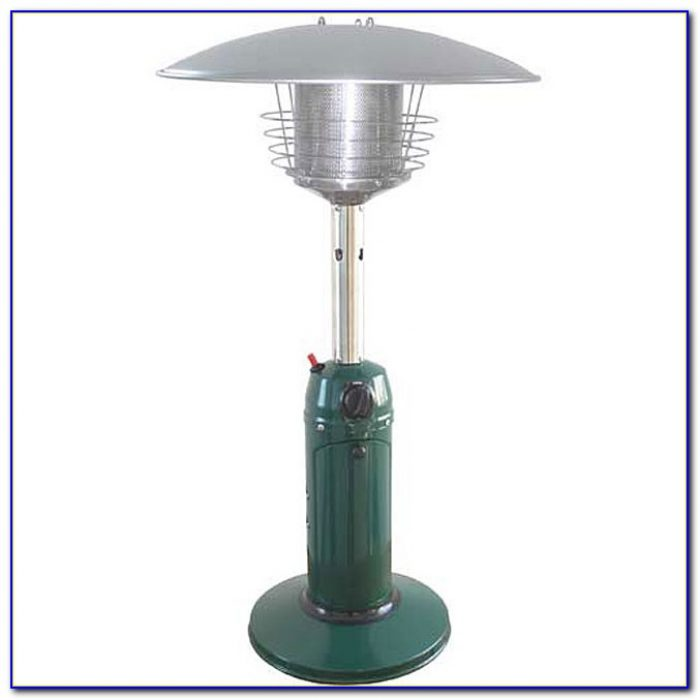Tabletop Patio Heater Parts