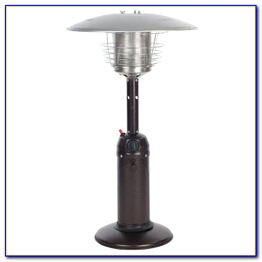 Tabletop Patio Heater Troubleshooting