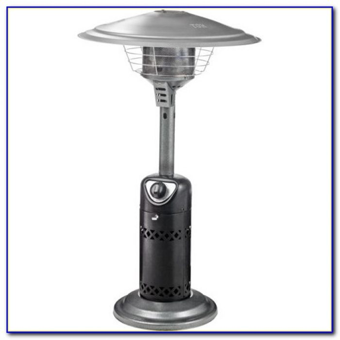 Tabletop Patio Heater Won't Light