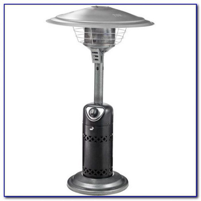 Tabletop Patio Heater Won't Light