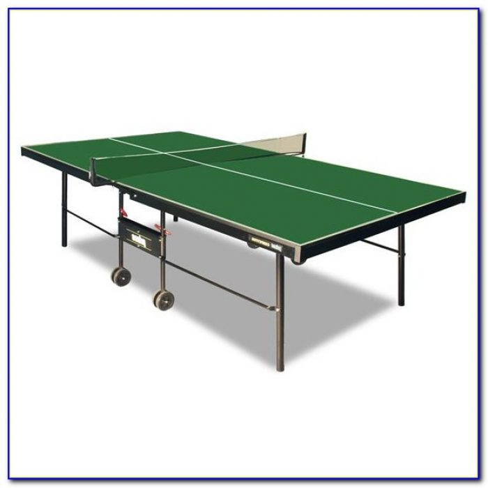 Tabletop Ping Pong Table