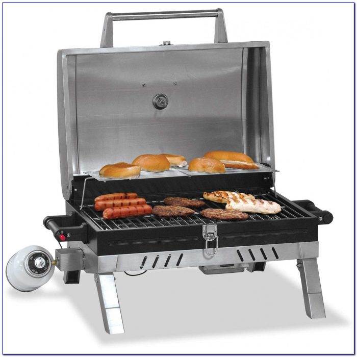 Char Broil Portable Propane Gas Tabletop Grill Tabletop