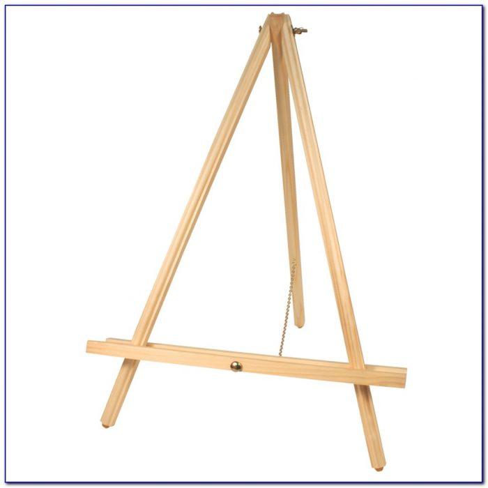 Tabletop Vs Standing Easel