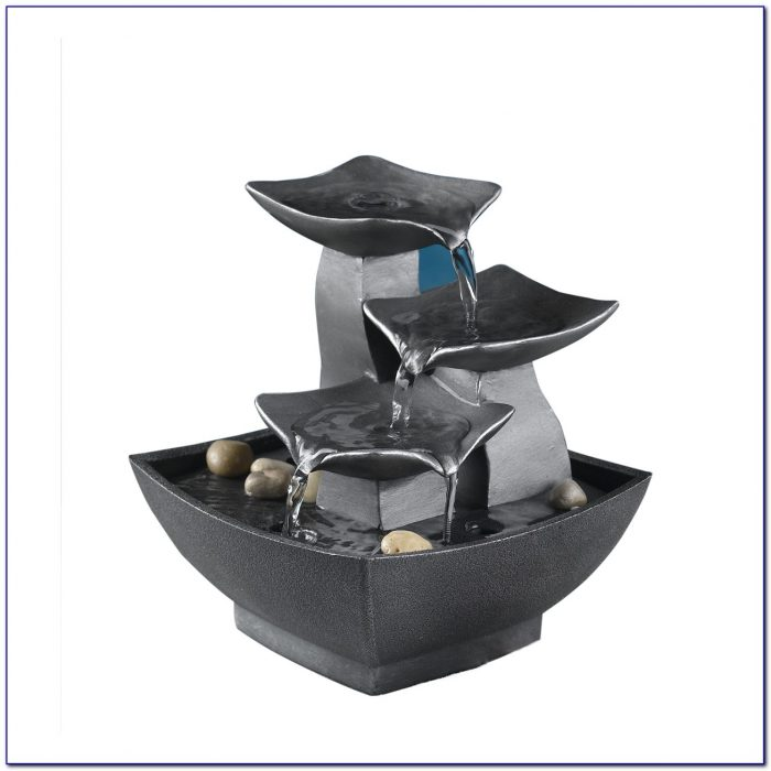 Indoor Tabletop Fountains Battery Operated