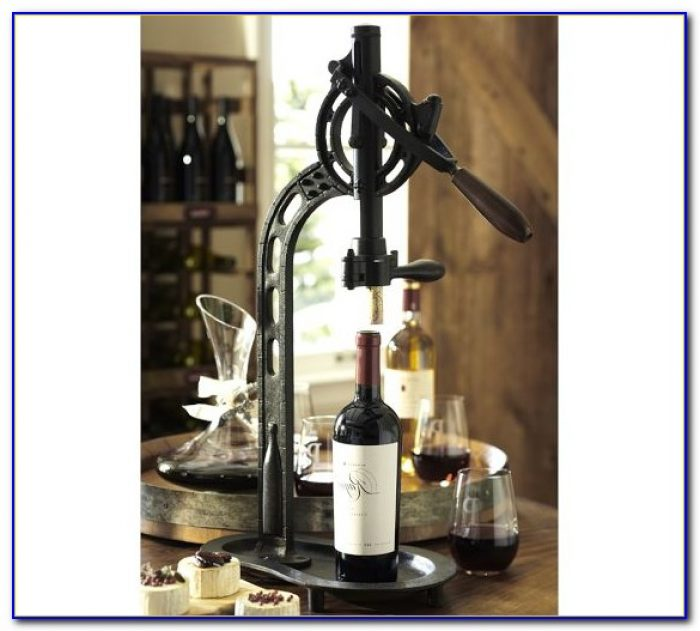 Tabletop Wine Opener Amazon