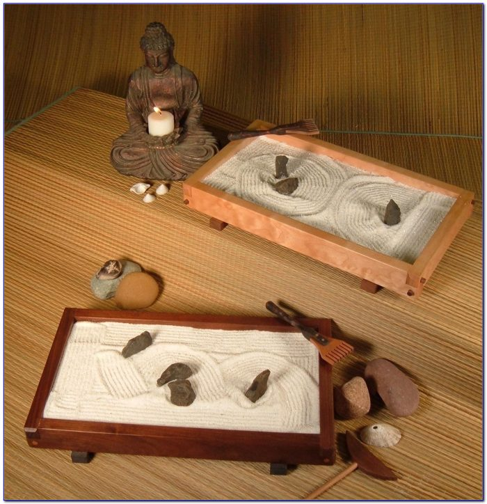 Tabletop Zen Garden Accessories