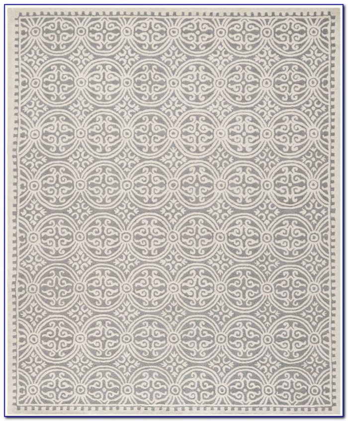 Textured Wool Area Rugs