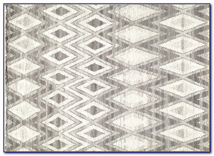 Thick Textured Area Rugs