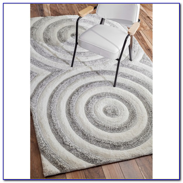 Ultra Plush White Rug