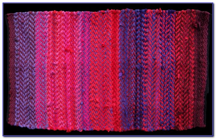 Woven Rag Rug Designs