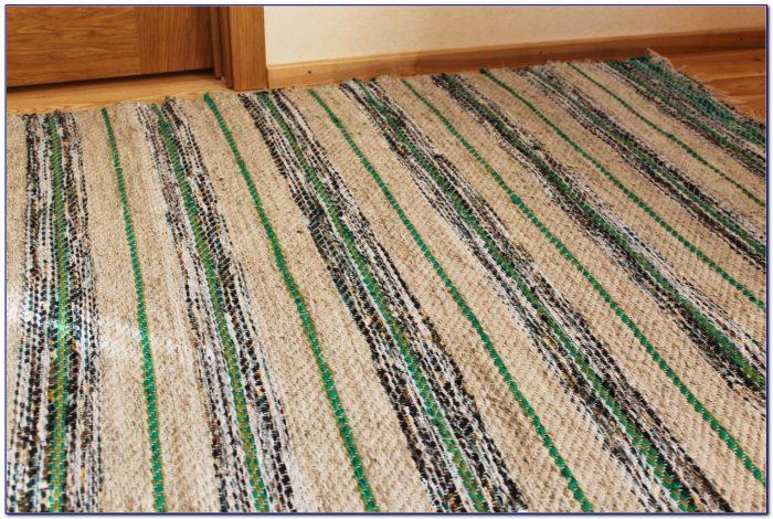 Woven Rag Rug Loom