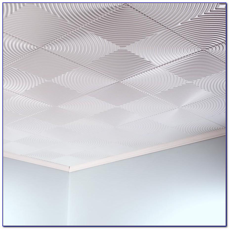2x2 Drop Ceiling Tiles Tin
