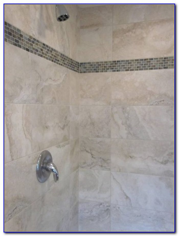Accent Tile In Shower Or Not
