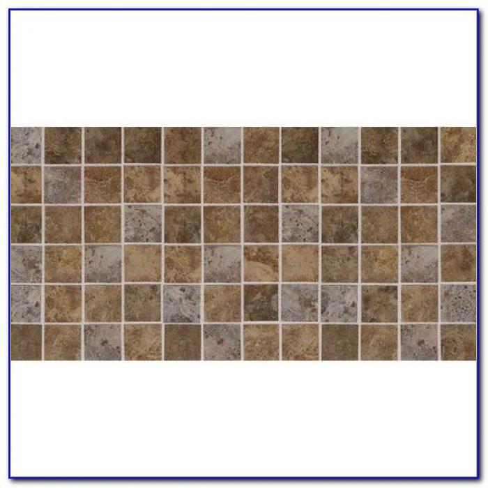 American Olean Mosaic Tile Installation