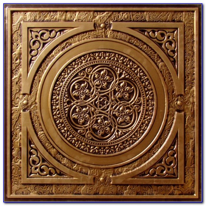 Antique Tin Ceiling Tiles 24x24