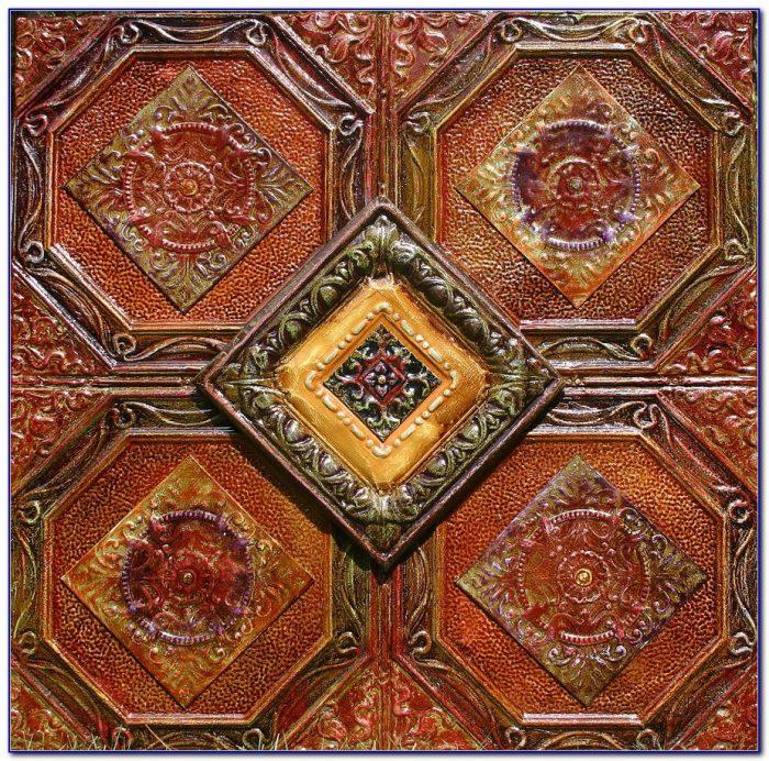 Antique Tin Ceiling Tiles Uk