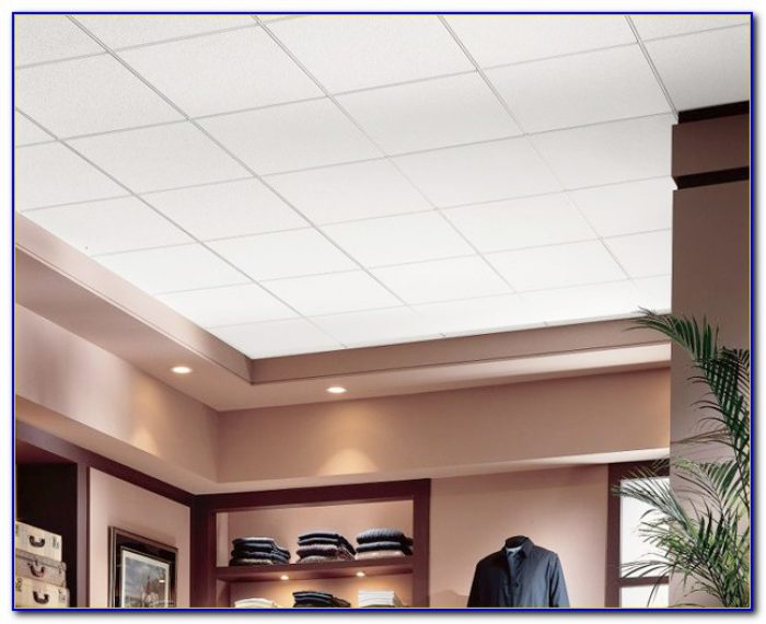 Armstrong Commercial Ceiling Tiles 2x4