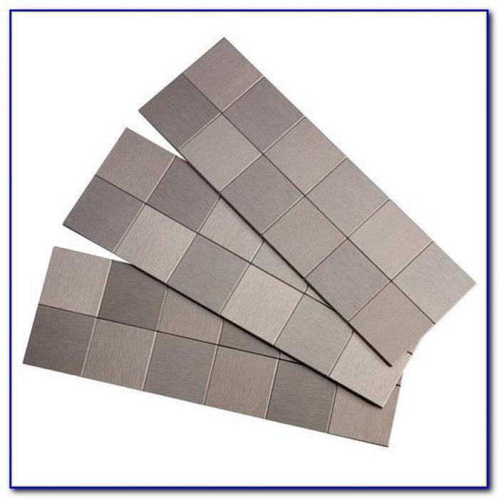 Aspect Peel And Stick Metal Tiles Canada