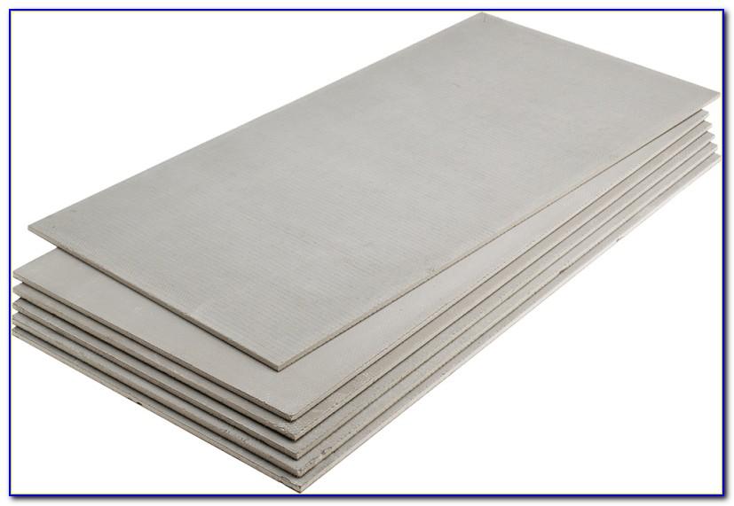 Backer Board For Tile Backsplash