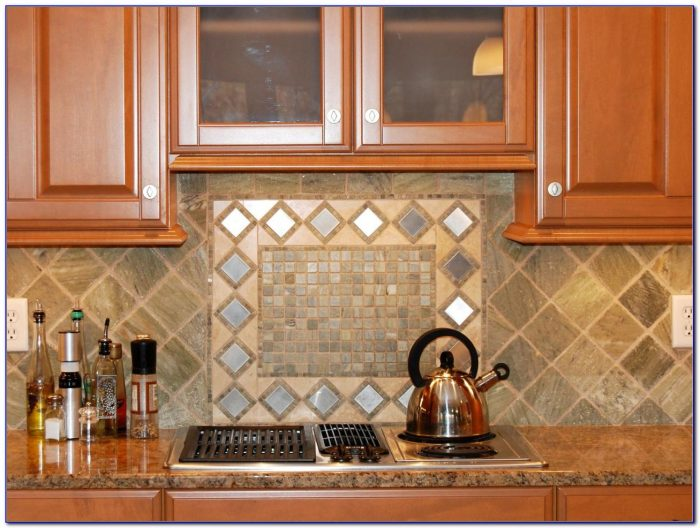 Backsplash Tile For Kitchen Ideas