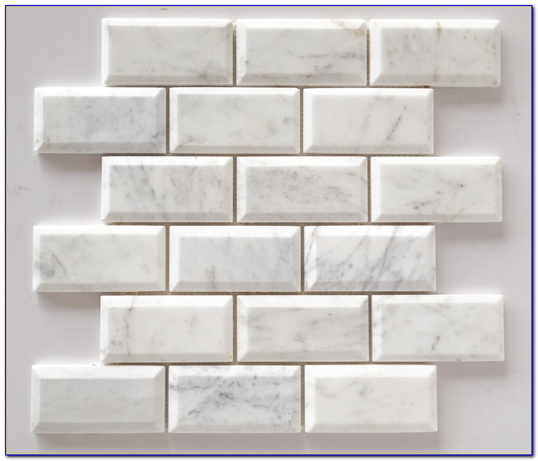 Beveled white subway tile with dark grout tiles home design beveled white subway tile with dark grout dailygadgetfo Gallery