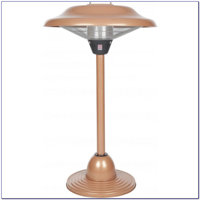 Bramblecrest Electric Tabletop Patio Heater