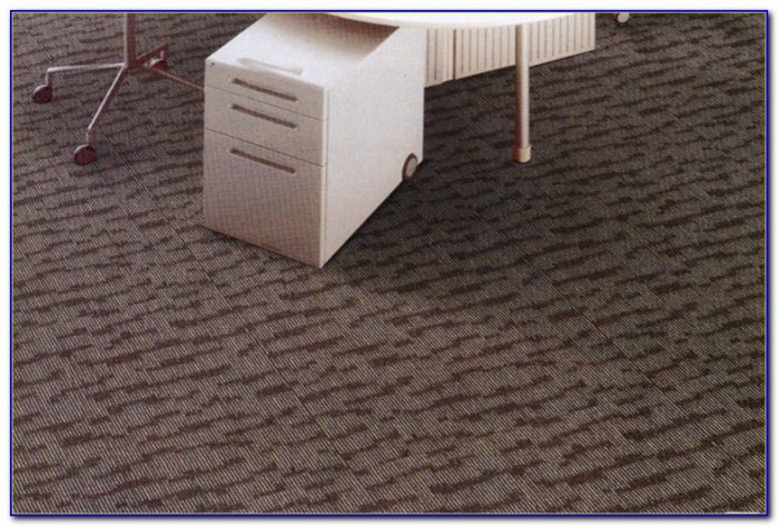 Carpet Tiles With Padding For Basement