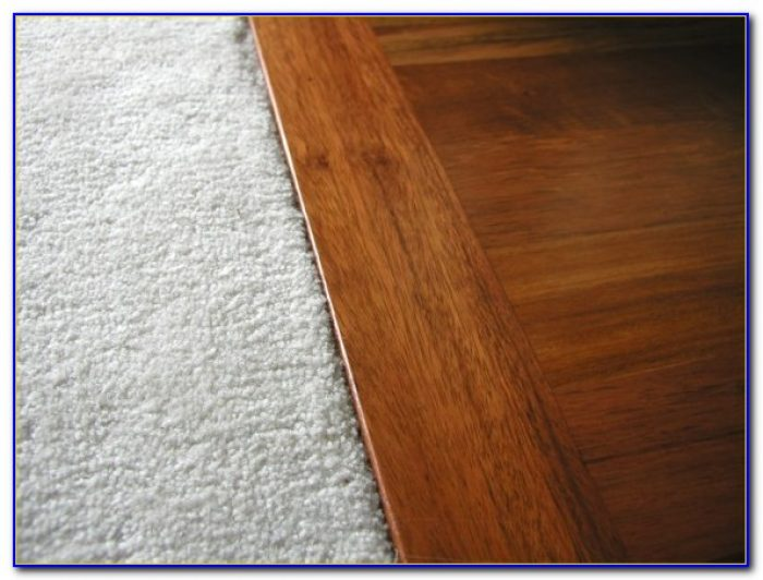 Carpet To Tile Transition Z Bar