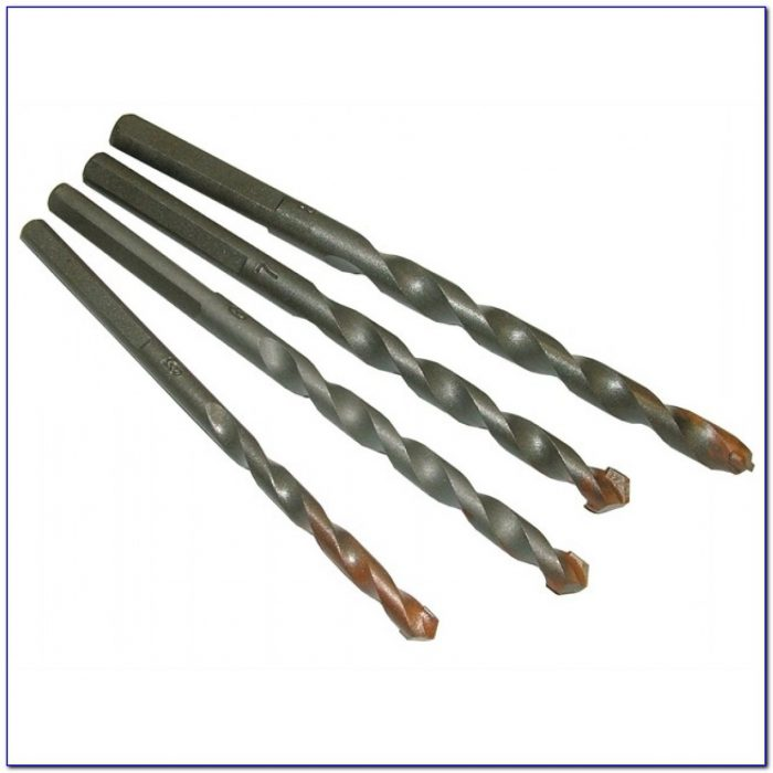 Ceramic Tile Drill Bit Set