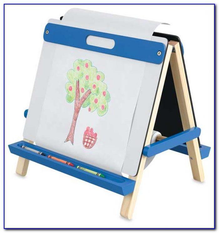 Children's Tabletop Easel