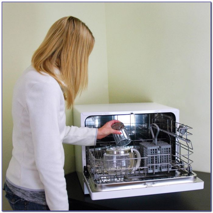 Best Portable Table Top Dishwasher Tabletop Home