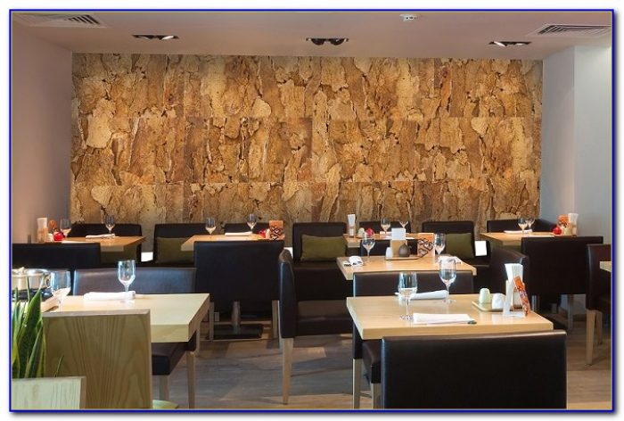 Decorative Cork Board Wall Tiles