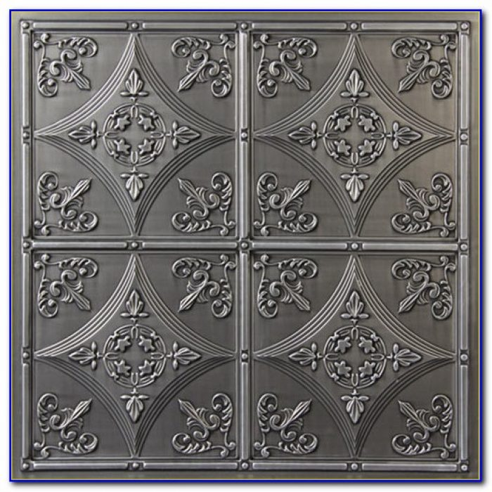 Direct Mount Ceiling Tile Grid