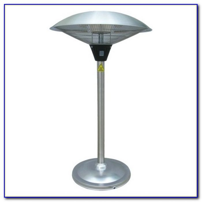 Electric Tabletop Heater