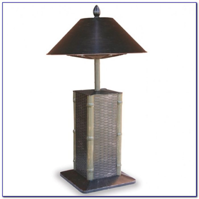 Electric Tabletop Patio Heaters