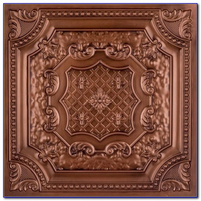 Faux Tin Ceiling Tiles Amazon