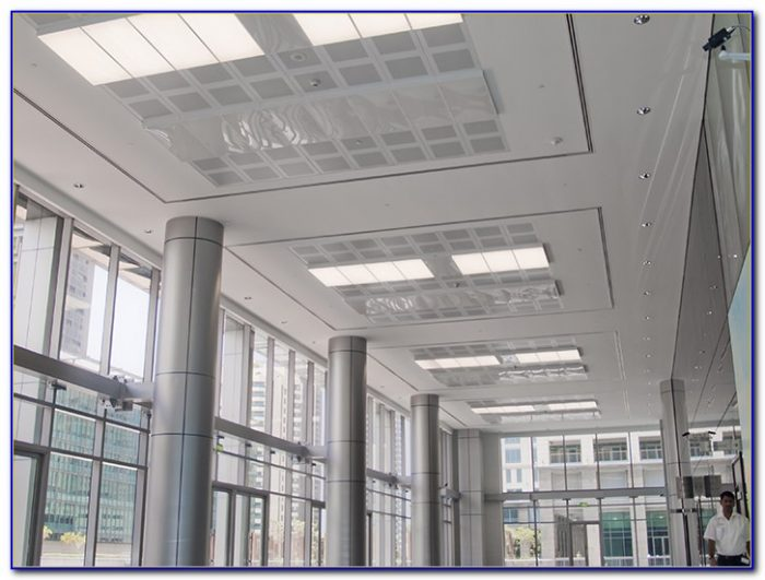 Fire Rated Ceiling Tile Grid
