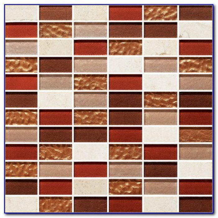Glass Mosaic Tile Sheets